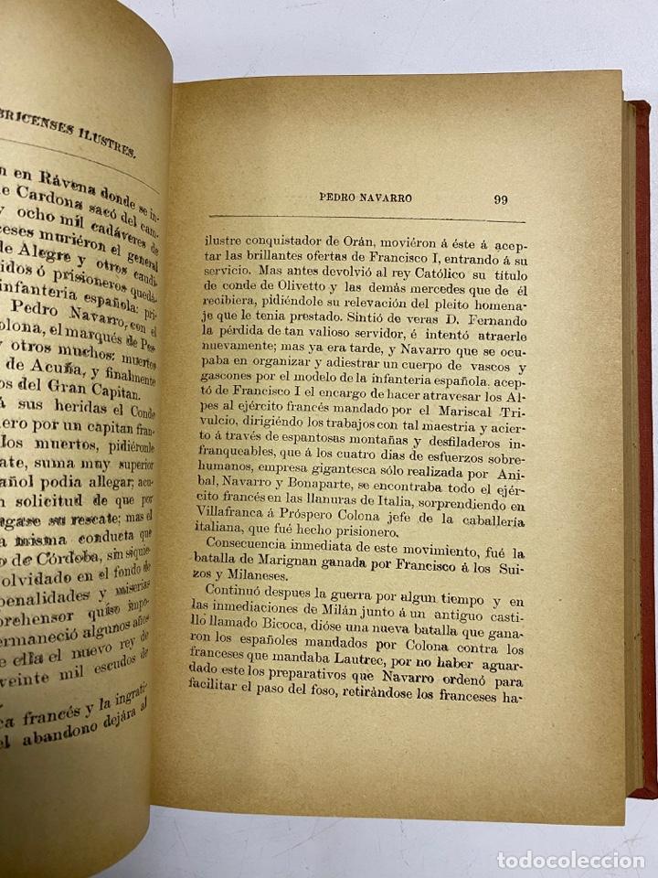 Libros antiguos: GALERIA DE ARCOBRICENSES ILUSTRES. MIGUEL MANCHEÑO Y OLIVARES. ARCOS DE LA FRA., 1892. PAGS: 592 - Foto 8 - 269358908