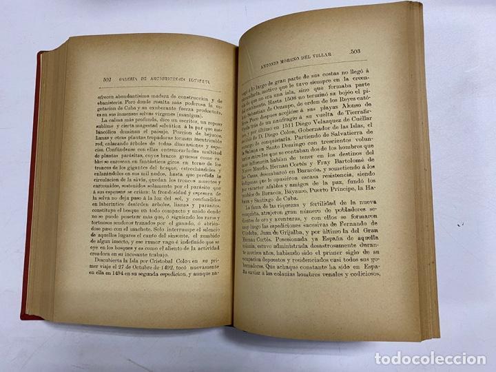 Libros antiguos: GALERIA DE ARCOBRICENSES ILUSTRES. MIGUEL MANCHEÑO Y OLIVARES. ARCOS DE LA FRA., 1892. PAGS: 592 - Foto 13 - 269358908