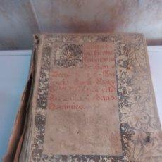 Libros antiguos: LIBRO. Lote 269389208