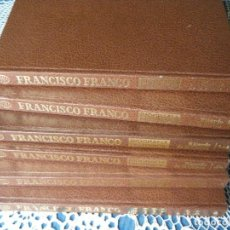 Libros antiguos: FRANCISCO FRANCO BIOGRAFIA HISTORICA. RICARDO DE LA CIERVA + DISCO DE CANCIONES DE LA GUERRA CIVIL. Lote 270215238