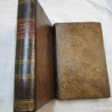 Libros antiguos: HISTORIA DE SANTA JUANA FRANCISCA FREMIOT FUNDADORA SALESAS - BOUGAUD - AGUADO 1880 2 TOMOS + INFO. Lote 271384948