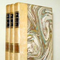 Libros antiguos: ROURE, CONRADO - RECUERDOS DE MI LARGA VIDA (3 VOL. - OBRA COMPLETA) - BARCELONA 1925-1927. Lote 272213298