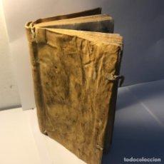 Libros antiguos: LIBRO MUY ANTIGUO 1785. Lote 274274508