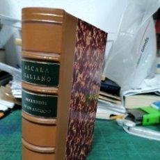 Libros antiguos: RECUERDOS DE UN ANCIANO. ALCALÁ GALIANO. Lote 276465923