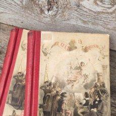 Libros antiguos: EL CULTO DE LA HERMOSURA. J. HUGUET. 1880, DOS TOMOS. Lote 277252913