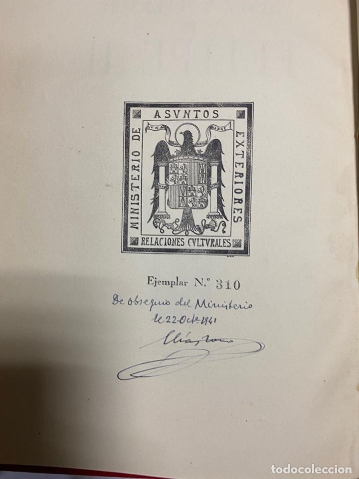 Libros antiguos: NIÑEZ Y JUVENTUD DE FELIPE II. TOMO I Y II. DOCUMENTOS INEDITOS. JOSE M. MARCH. MADRID, 1941. - Foto 4 - 286263003
