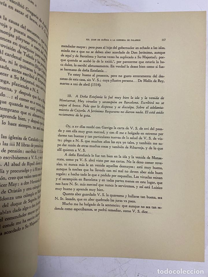Libros antiguos: NIÑEZ Y JUVENTUD DE FELIPE II. TOMO I Y II. DOCUMENTOS INEDITOS. JOSE M. MARCH. MADRID, 1941. - Foto 9 - 286263003