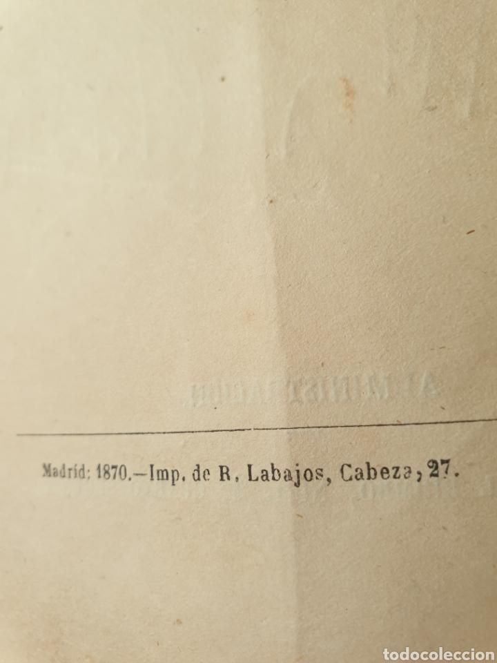 Libros antiguos: Los borbones ante la revolución 1870 - Foto 6 - 288611488