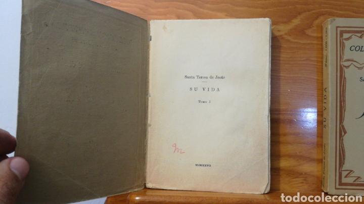 Libros antiguos: SANTA TERESA DE JESUS ~ COLECCION UNIVERSAL ~ ESPASA CALPE - TOMOS 1 y 2 - Foto 4 - 288959798
