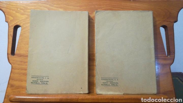 Libros antiguos: SANTA TERESA DE JESUS ~ COLECCION UNIVERSAL ~ ESPASA CALPE - TOMOS 1 y 2 - Foto 12 - 288959798