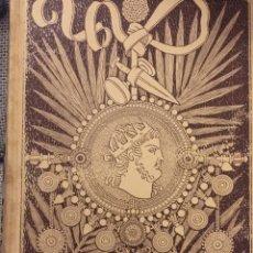 Libros antiguos: NERON,(TOMO III) DE EMILIO CASTELAR. Lote 295406758