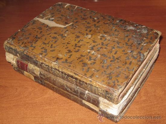 Libros antiguos: Viages de Enrique Wanton, 1781 y 1778. 3 Tomos. Contiene 11 grabados - Foto 2 - 29554068