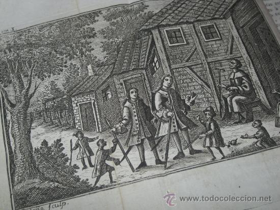 Libros antiguos: Viages de Enrique Wanton, 1781 y 1778. 3 Tomos. Contiene 11 grabados - Foto 13 - 29554068