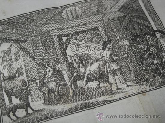 Libros antiguos: Viages de Enrique Wanton, 1781 y 1778. 3 Tomos. Contiene 11 grabados - Foto 14 - 29554068