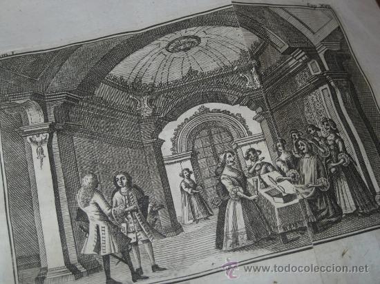 Libros antiguos: Viages de Enrique Wanton, 1781 y 1778. 3 Tomos. Contiene 11 grabados - Foto 16 - 29554068