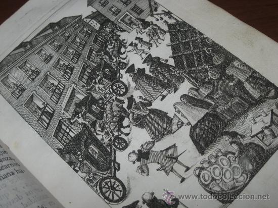 Libros antiguos: Viages de Enrique Wanton, 1781 y 1778. 3 Tomos. Contiene 11 grabados - Foto 39 - 29554068
