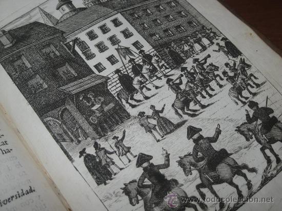 Libros antiguos: Viages de Enrique Wanton, 1781 y 1778. 3 Tomos. Contiene 11 grabados - Foto 40 - 29554068