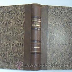 Libros antiguos: HISTOIRE FANTASTIQUE DU CÊLEBRE PIERROT.TRADUC ALFRED ASSOLLANT, 1865 (CUENTOS ORIENTALES). Lote 29970046