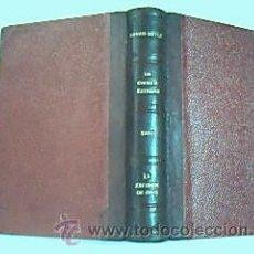 Libros antiguos: LA ESFINGE DE ORO: SAND, JORGE / AVENTURAS DE SHERLOCK HOLMES...EL INTERPRETE GRIEGO: A. CONAN DOYLE. Lote 30376896
