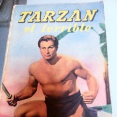 Libros antiguos: TARZAN EL TERRIBLE. E.R. BURROUGHS.. Lote 30942890