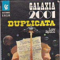 Libros antiguos: NOVELA COLECCION GALAXIA 200 Nº 101 EDITORIAL AMERICA. Lote 31350631