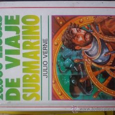 Libros antiguos: 20000 LEGUAS DE VIAJE SUBMARINO. Lote 31413291