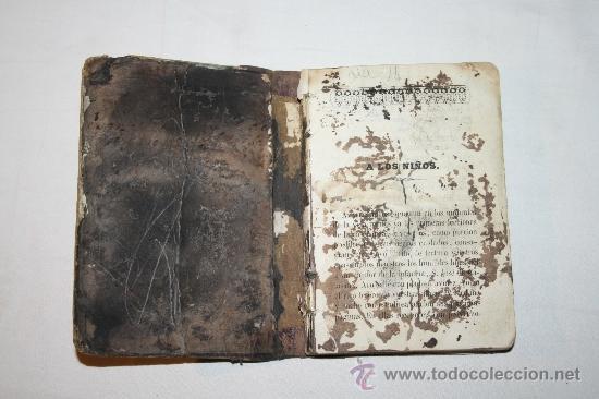 Libros antiguos: 0903 - HISTORIA SAGRADA PROVERBIOS Ó PARABOLAS FÁBULAS DE FELIX MARIA DE SAMANIEGO. - Foto 3 - 91795304