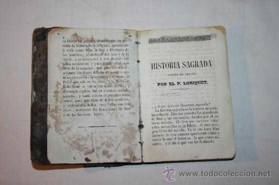 Libros antiguos: 0903 - HISTORIA SAGRADA PROVERBIOS Ó PARABOLAS FÁBULAS DE FELIX MARIA DE SAMANIEGO. - Foto 4 - 91795304