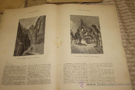 Libros antiguos: 1775- BONITO LOTE DE 14 NOVELAS DE JULIO VERNE S/F. EDIT. SAENZ DE JUBERA. MADRID. - Foto 8 - 34303702