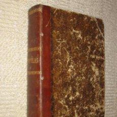 Libros antiguos: TOMO CON NOVELAS DE AVENTURAS ILUSTRADAS DE ED. GASPAR Y ROIG 1874. AYMARD, MAYNE-REID, ETC. VIGO. Lote 35587985
