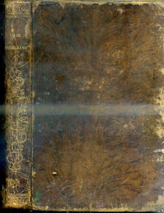 Libros antiguos: JULIO VERNE : 20.000 LEGUAS DE VIAJE SUBMARINO (TOMÁS REY, 1869) PRIMERA EDICIÓN - Foto 8 - 38805822