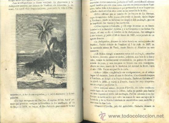 Libros antiguos: JULIO VERNE : 20.000 LEGUAS DE VIAJE SUBMARINO (TOMÁS REY, 1869) PRIMERA EDICIÓN - Foto 4 - 38805822