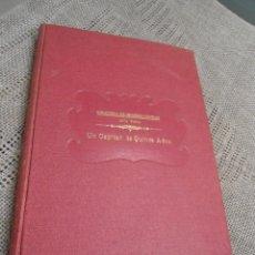 Libros antiguos: UN CAPITAN DE QUINCE AÑOS JULIO VERNE ED. RAMON SOPENA 1934. Lote 39624540