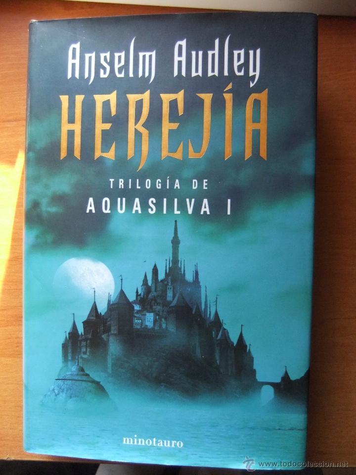 HEREJIA TRILOGIA DE AQUASILVA I (Libros antiguos (hasta 1936), raros y curiosos - Literatura - Narrativa - Ciencia Ficción y Fantasía)