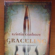 Libros antiguos: GRACELING ( LOS SIETE REINOS I ). Lote 39656757