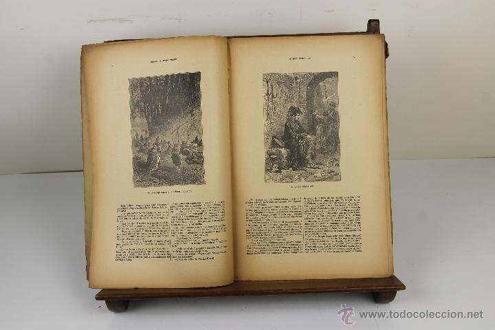Libros antiguos: 3996- JULIO VERNE. 3 TITULOS. EDIT. SAENZ JUBERA. S/F. - Foto 4 - 39849893