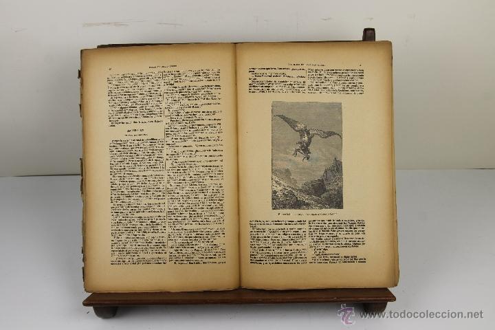 Libros antiguos: 3996- JULIO VERNE. 3 TITULOS. EDIT. SAENZ JUBERA. S/F. - Foto 5 - 39849893
