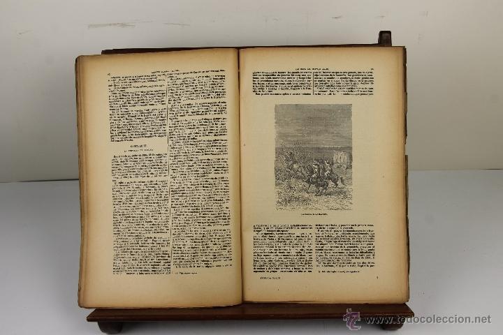 Libros antiguos: 3996- JULIO VERNE. 3 TITULOS. EDIT. SAENZ JUBERA. S/F. - Foto 6 - 39849893