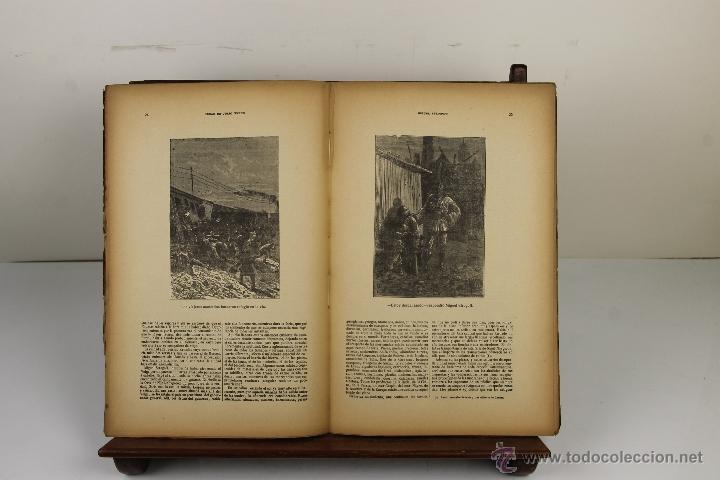 Libros antiguos: 3996- JULIO VERNE. 3 TITULOS. EDIT. SAENZ JUBERA. S/F. - Foto 7 - 39849893