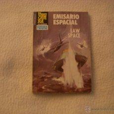 Libros antiguos: NOVELA CIENCIA FICCIÓN ESPACIO Nº 180, EDITORIAL BRUGUERA. Lote 42667585