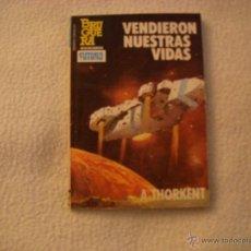 Libros antiguos: NOVELA CIENCIA FICCIÓN ESPACIO Nº 184, EDITORIAL BRUGUERA. Lote 42667641