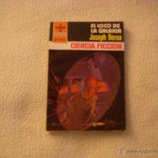 Libros antiguos: NOVELA CIENCIA FICCIÓN ESPACIO Nº 615, EDITORIAL BRUGUERA. Lote 42667752