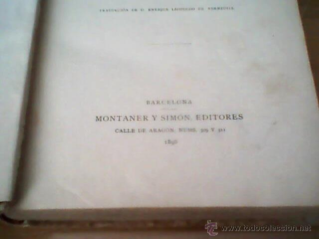 Libros antiguos: UN MUNDO DESCONOCIDO DOS AÑOS EN LA LUNA PIERRE DE SELENES - Foto 2 - 43528504