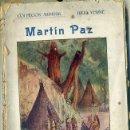 Libros antiguos: JULIO VERNE : MARTIN PAZ (BAUZÁ. C. 1920). Lote 46024498