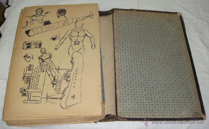 Libros antiguos: Obras de Julio Verne. Con 7 obras. Compañía Trasatlántica. - Foto 9 - 46916577