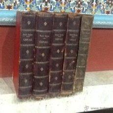 Libros antiguos: JULIO VERNE ,GASPAR Y ROIG, 1876 -- SÁENZ DE JUBERA -- . Lote 47136492