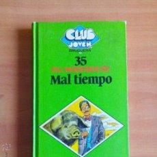 Libros antiguos: CLUB JOVEN, MAL TIEMPO. AUTOR. P.G.WODEHOUSE. Lote 47995012