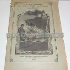 Libros antiguos: VERNE, JULIO. DUEÑO DEL MUNDO. SEGUNDA PARTE. Lote 48894933
