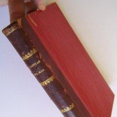 Libros antiguos: 1913 LA FAMILIA DEL CAPITA DELMAR Y EL FILLS DEL CAPITA DELMAR AL POL JOSEP Mª FOLCH I TORRES. Lote 50068720