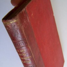 Libros antiguos: 1914 EL REI DE LES MUNTANYES BLAVES JOSEP Mª FOLCH I TORRES. Lote 50068794